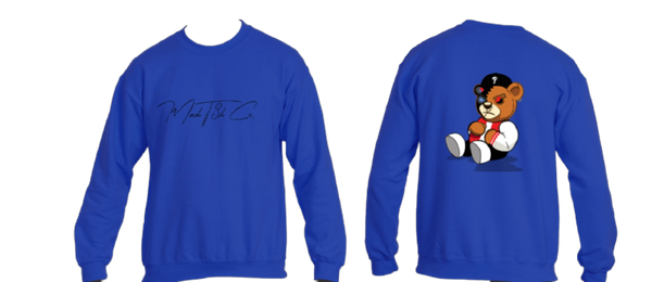 Mad Ted Crewneck