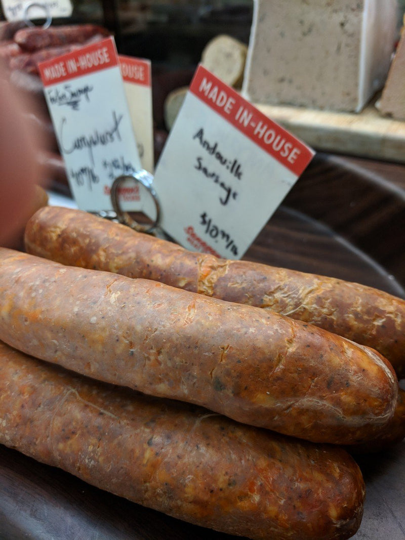 Andouille For Mardi Gras? Yes We Do