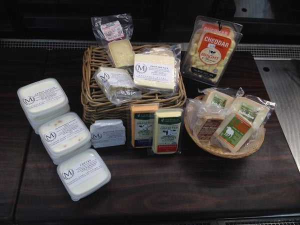 Sanagan's Cheese Locker