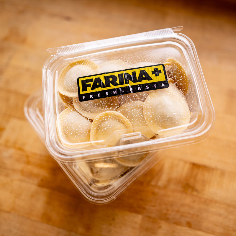 FARINA PLUS FROZEN PASTA