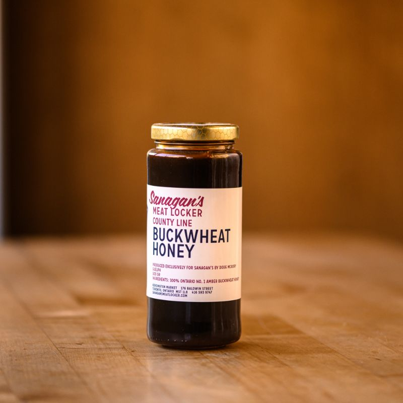 SANAGAN'S BUCKWHEAT HONEY