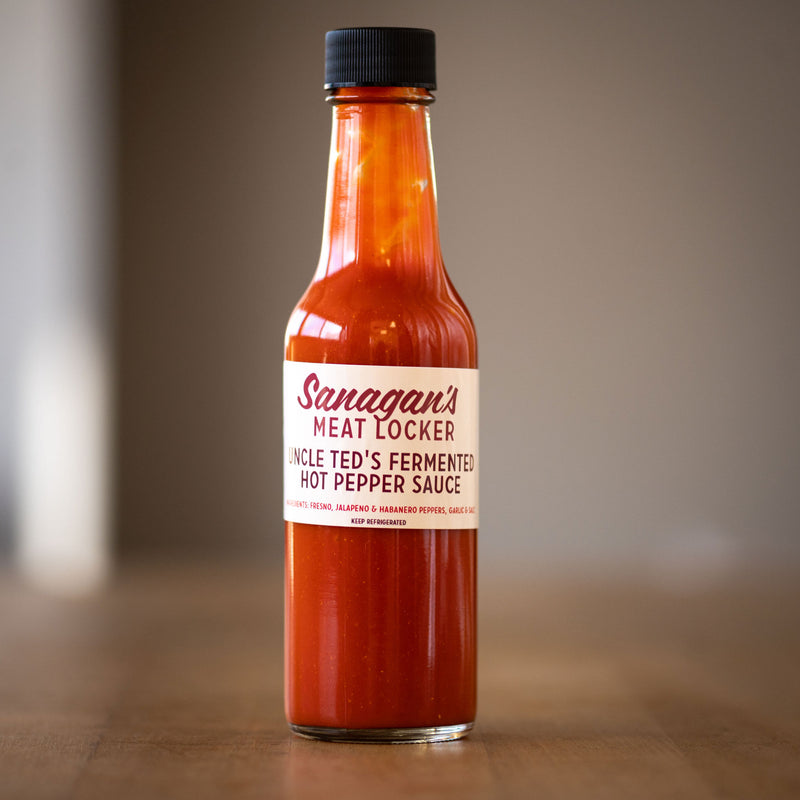 UNCLE TED'S' FERMENTED HOT SAUCE