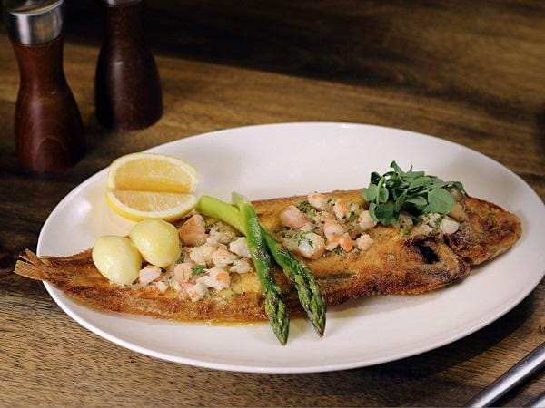 Load image into Gallery viewer, Whole Gutted Dover Sole - Qwehli Seafood