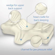 Load image into Gallery viewer, Core Products Therapeutica® Orthopedic Sleeping Pillow