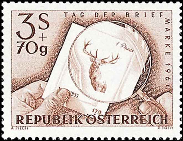 Tag der Briefmarke 1960