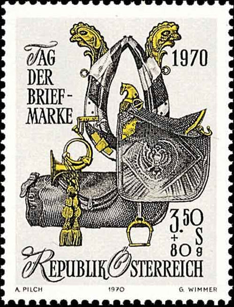 Tag der Briefmarke 1970