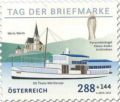 Tag der Briefmarke 2018
