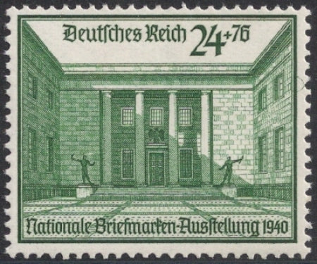 Nationale Briefmarkenausstellung 1940**