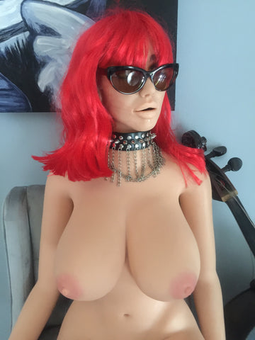 Brand NEW Ruby doll (selling for customer)