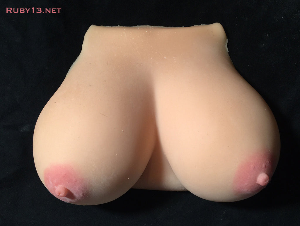 "New ""Low Profile"" boob Pillow (factory second)"