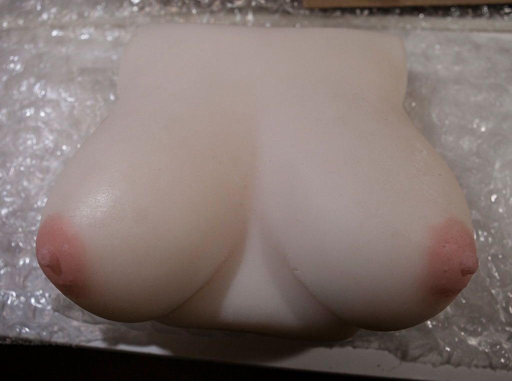 New VERY soft boob Pillow (factory second)