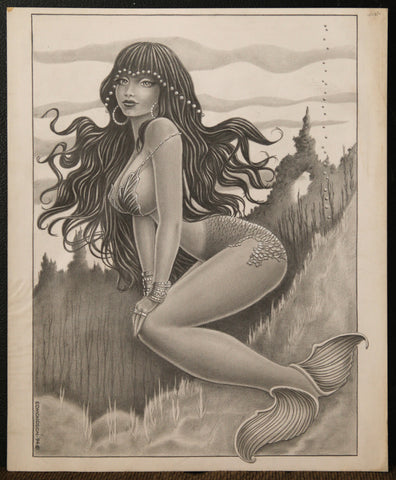"""Mermaid"" by Don Edmondson"