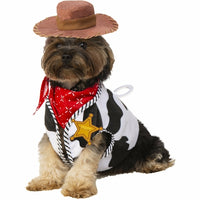 Woody Toy Story Pet Accessory Kit Costume