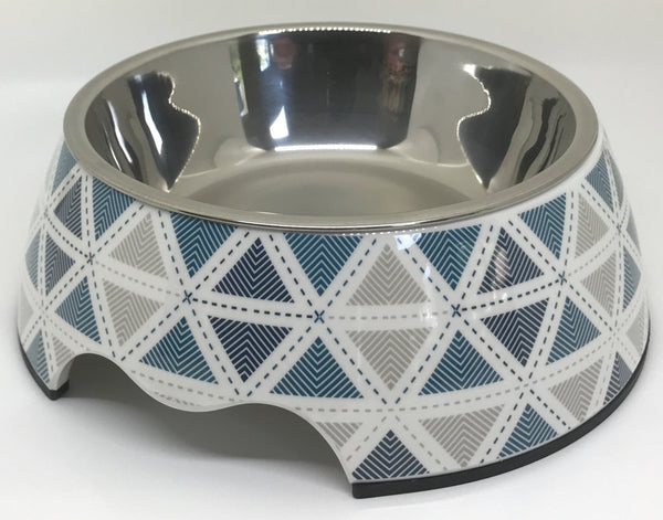 By The Sea Medium Size Dog Bowl