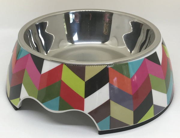 Picasso Medium Size Dog Bowl