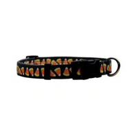 Orion Candy Corn LED Dog Collar
