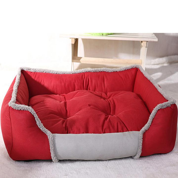 Soft Touch All-Season 26'' Pet Bed