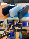Cell Phone Powered UV Sterilizer