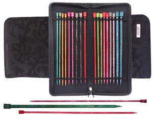 Knitter's Pride Dreamz Straight Needle Set 25cm (10'')