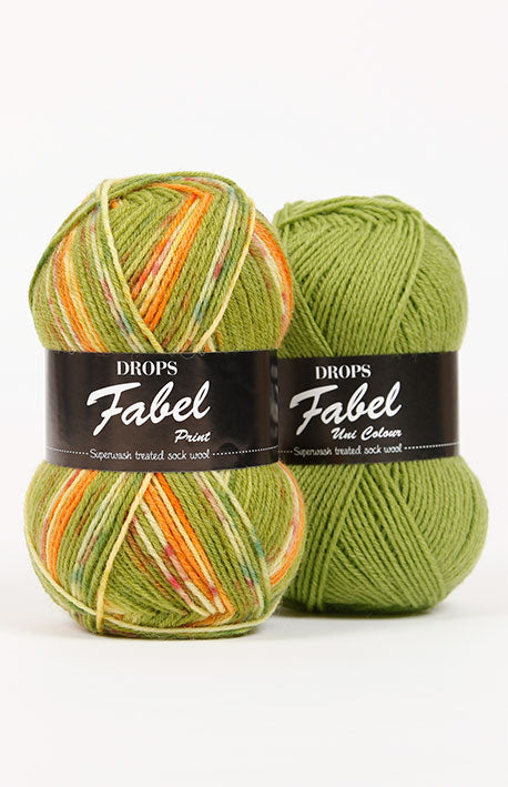 Garnstudio Drops Fabel