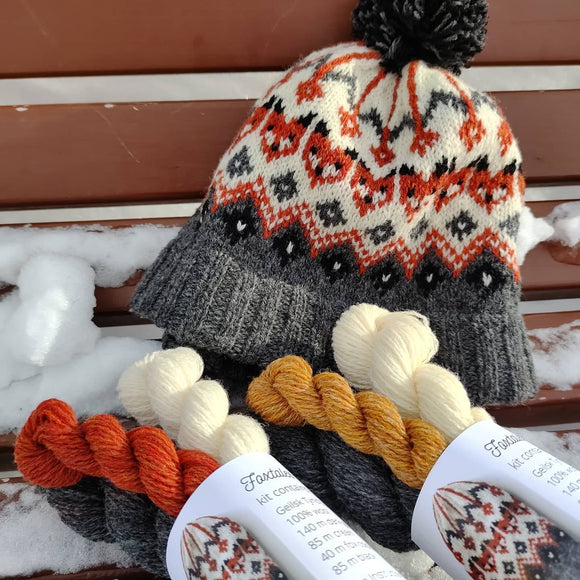 Foxtales Hat Kit