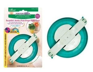 Clover Pom Pom Makers - Extra Large/Jumbo