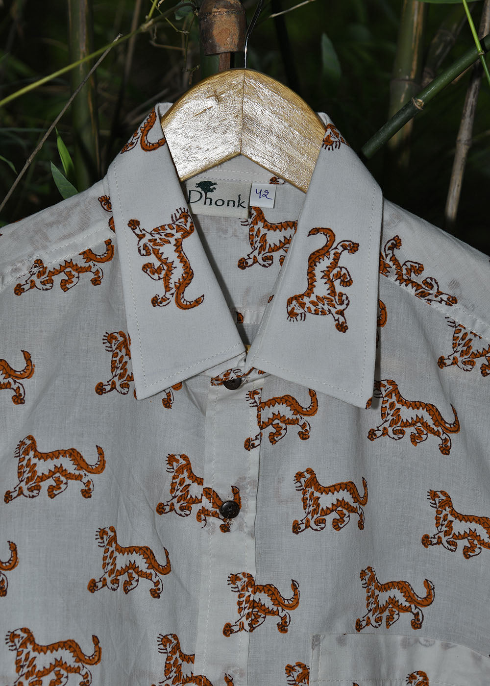 Dhonk Exclusive Shirt - Dhonk Tiger