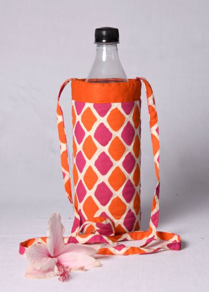 Quilted Bottle Cover