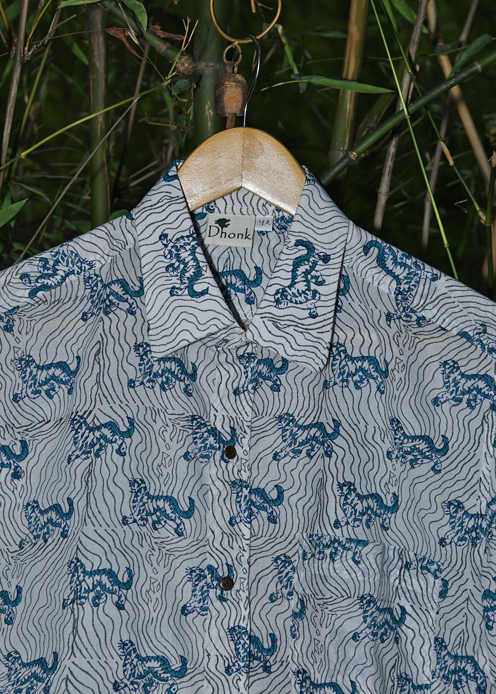 Dhonk Exclusive Shirt - Pani Tiger