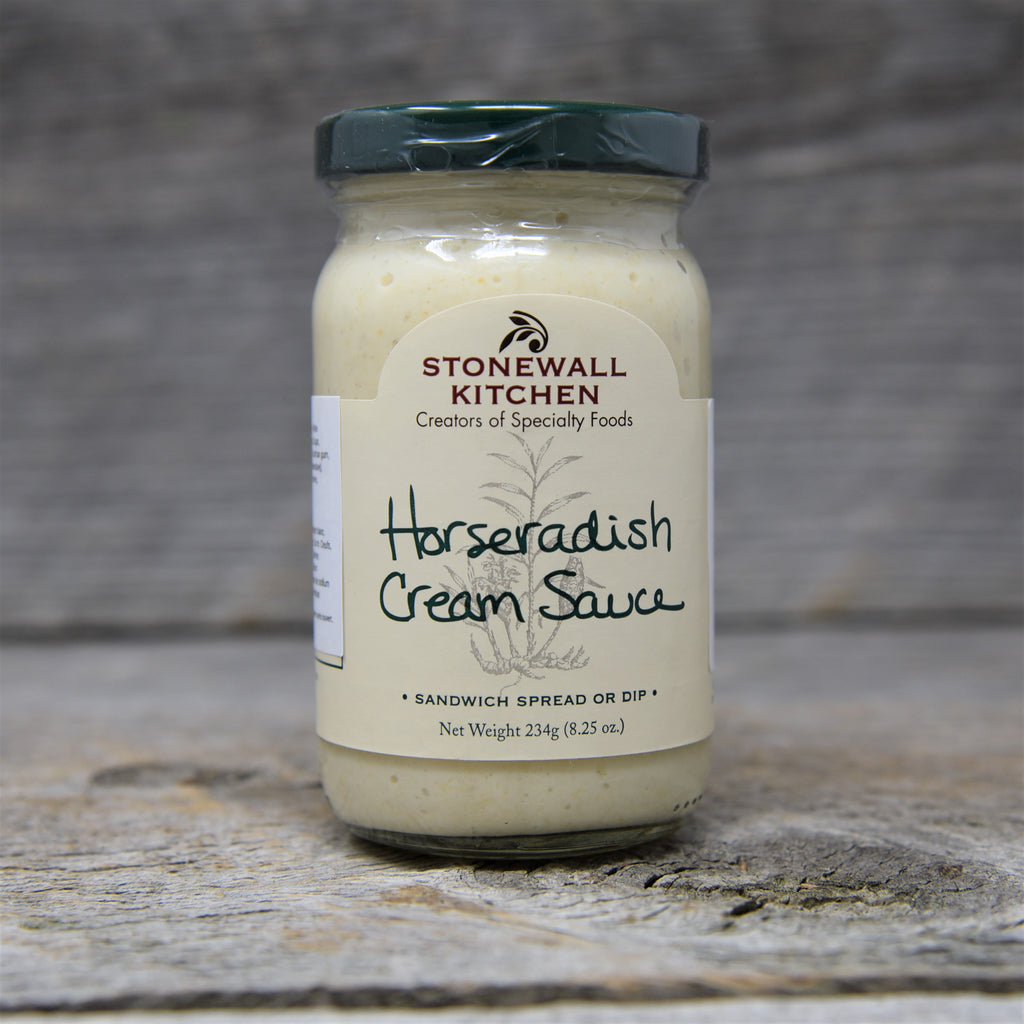Stonewall Kitchen Horseradish Cream Sauce