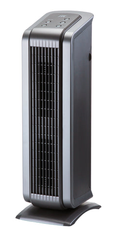 Sunpentown Tower HEPA/VOC Air Cleaner With Ionizer, AC-2062G