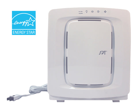 Sunpentown HEPA Air Cleaner with Triple Filtration; AC-3036
