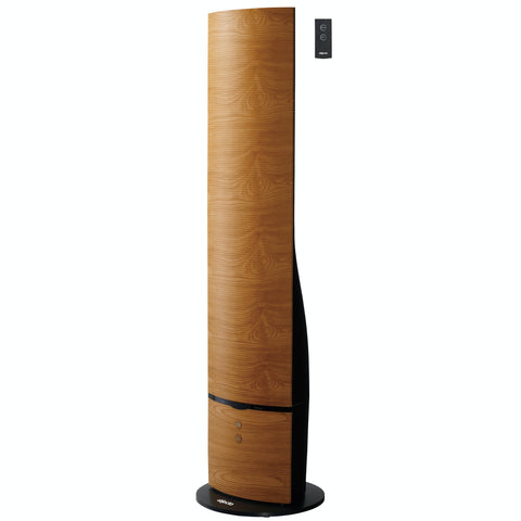 Objecto W9 Tower Humidifier with Remote Control & Aroma Therapy Feature