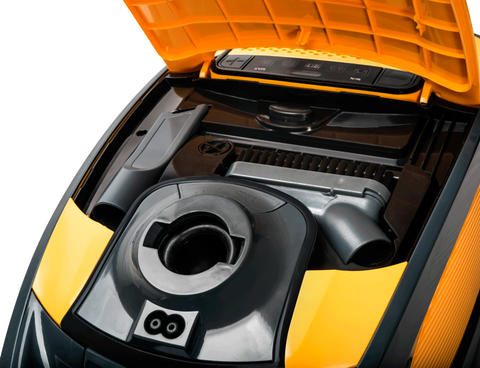 Image of Vapamore Vento MR-500 Canister Vacuum Cleaner