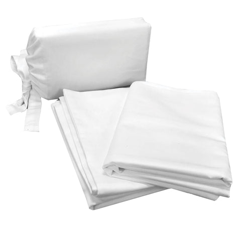 BedVoyage eco-melange Rayon Bamboo Cotton Pillowcase Set