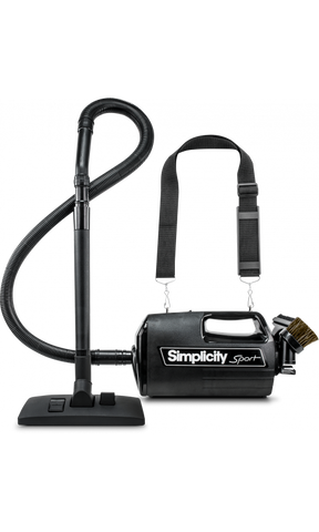 Simplicity Sport Portable Canister Vacuum