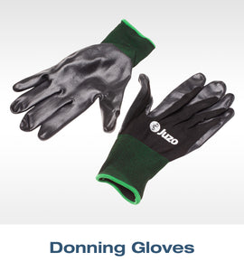 Juzo - Donning Gloves