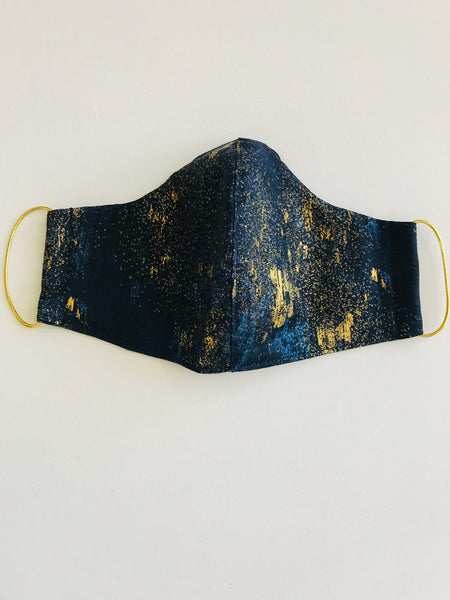 Starry Night Mask- Gold