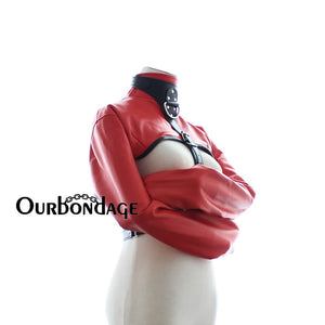 Adjustable Fetish Harness