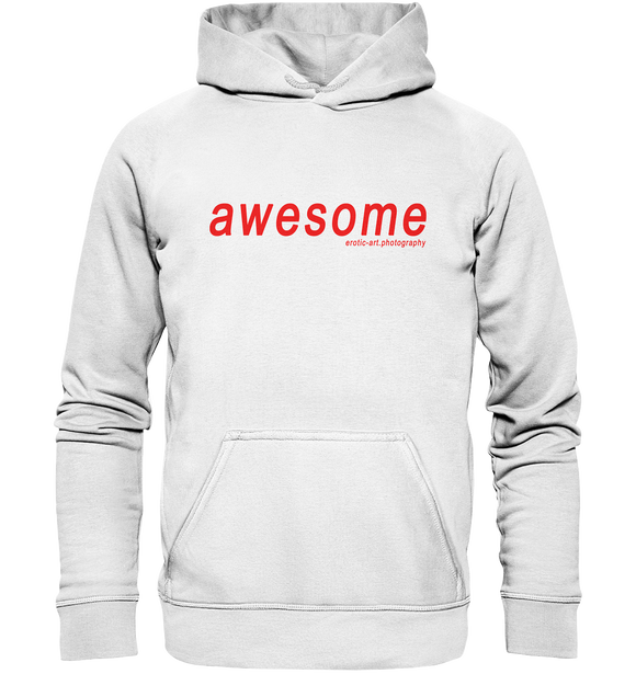 awesome - Basic Unisex Hoodie XL