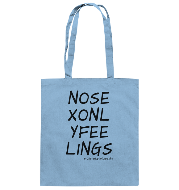 No Sex Only Feelings - Baumwolltasche