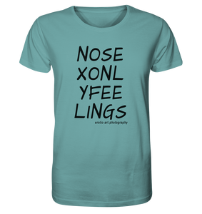 No Sex Only Feelings - Organic Shirt