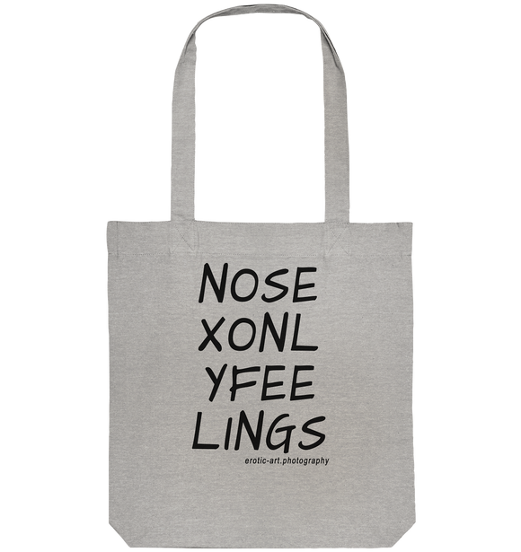 No Sex Only Feelings - Organic Tote-Bag