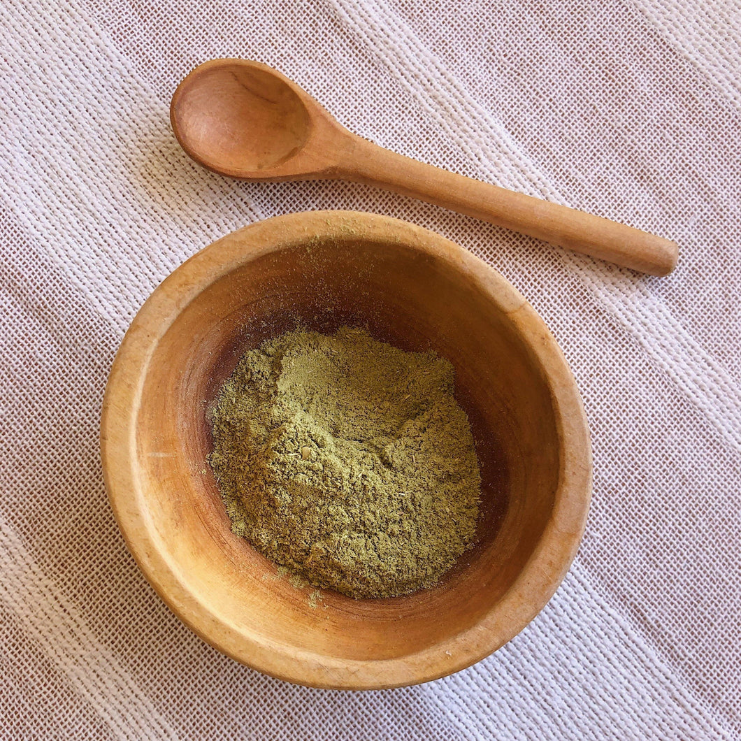 Sumac Leaf Powder | Tannin Extract