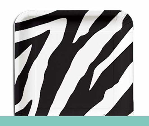 Zebra Jungle Fun