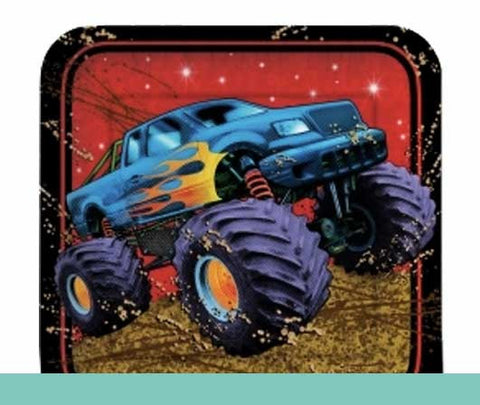 Mudslinger Monster Trucks