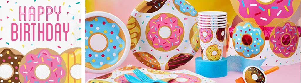 Donut Party Theme & Ideas