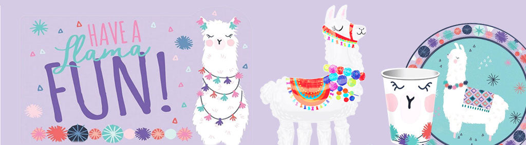 Llama Party Supplies NZ
