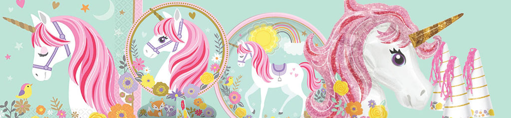 Magical Unicorn Party Supplies NZ
