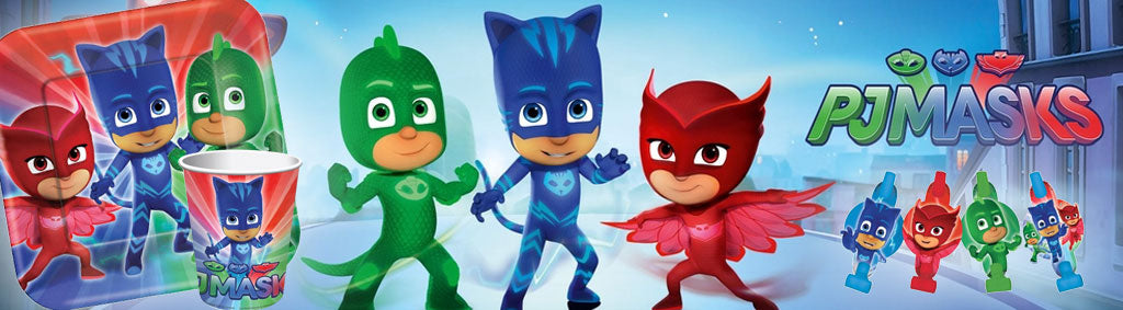 PJ Masks Party Supplies NZ